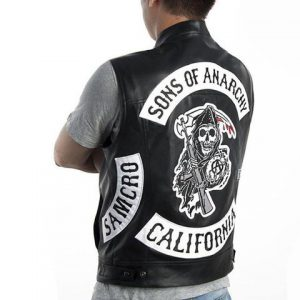 Sons Of Anarchy Väst