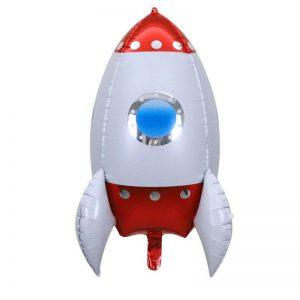 Folieballong Raket