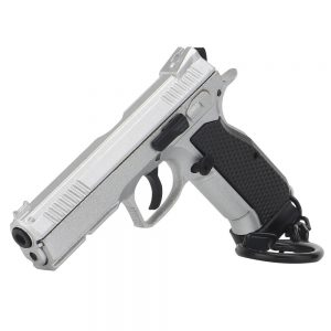 Nyckelring Pistol